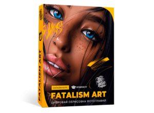 Fatalism ART. Цифровая обрисовка фотографий