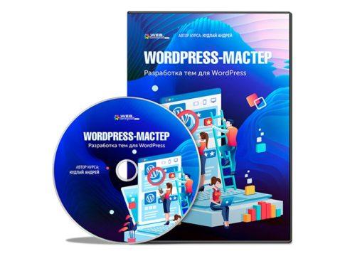 WordPress-Мастер. Разработка тем для WordPress