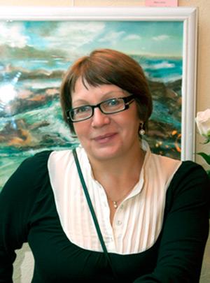 Антонина Синицына