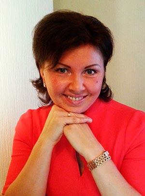 Светлана Аристова