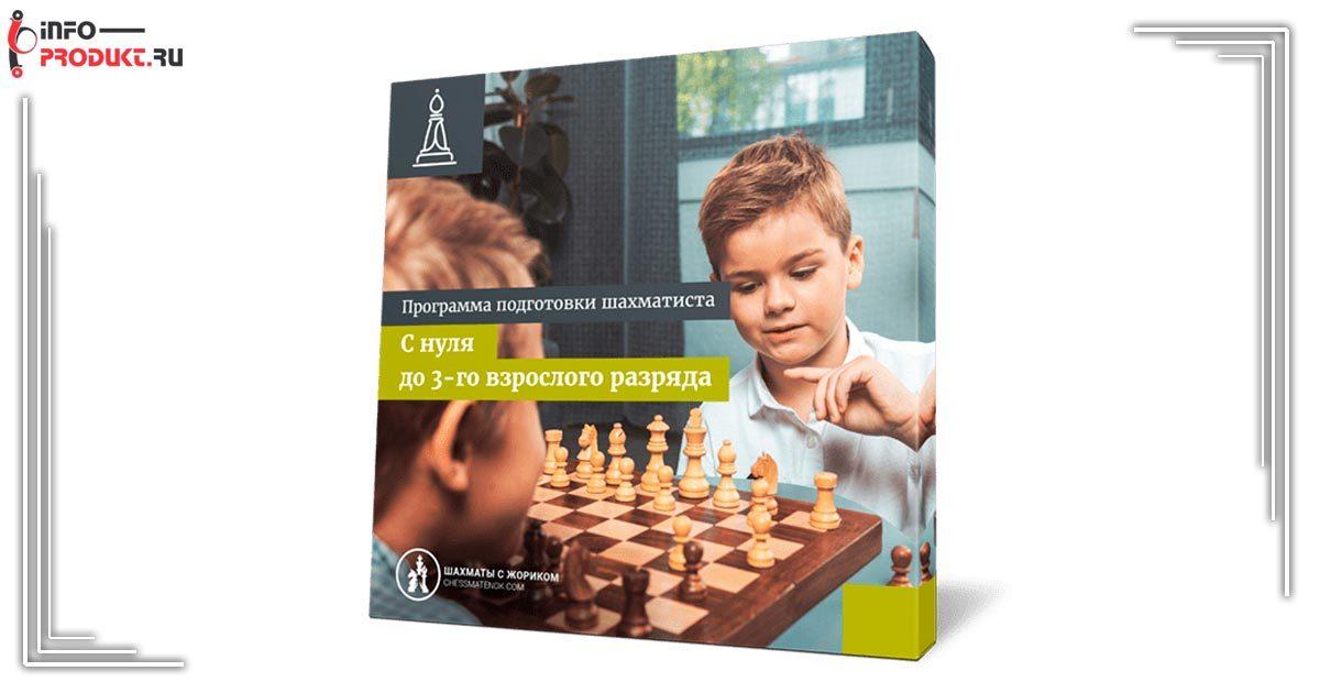 Программа подготовки шахматиста с 0 до 3-го взрослого разряда