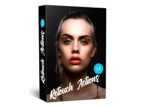 Экшены: Retouch actions 3.0